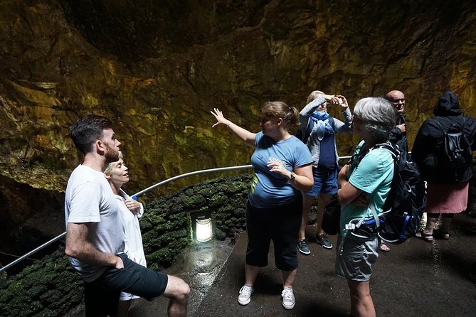 Caves Tour (and much more) in Terceira Island, Terceira, PORTUGAL
