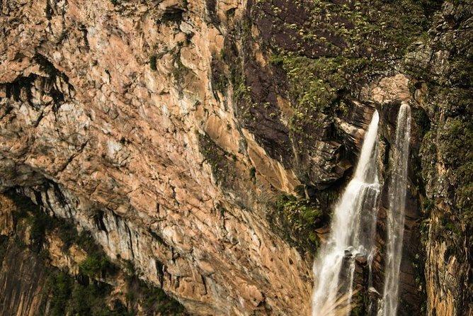 Cachoeira do Tabuleiro - Maior cachoeira de Minas Gerais com 273m de altura!, Belo Horizonte, BRASIL