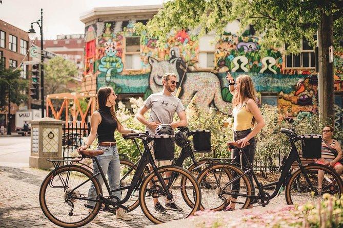 Montreal Bike Tour: Hoods & Hidden Gems, Montreal, CANADA