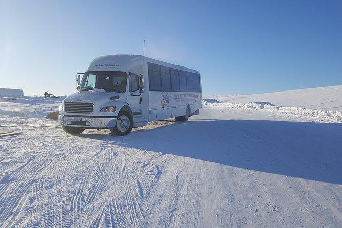 Bus Coach Charter Rentals, Yellowknife, CANADA