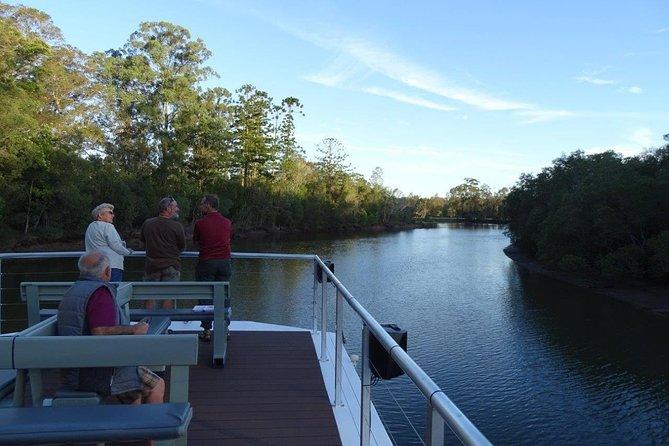 Sunset Eco Rainforest River Cruise, Brunswick Heads, AUSTRALIA