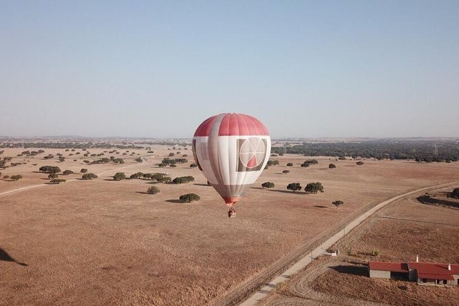 MAIS FOTOS, Voo de Balão de Ar Quente - Exclusivo para 2
