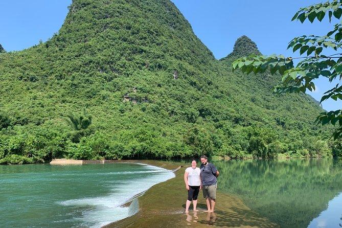 Small-Group Yangshuo Rock-Climbing Adventure, Yangshuo, CHINA