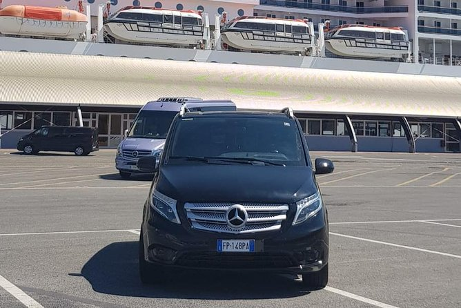 Private Transfer: Civitavecchia Port to Montefiascone or vice versa, Lago de Bolsena, ITALIA