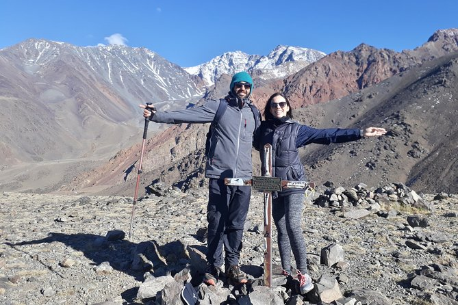 Andes Hiking Experience Full Day, Mendoza, ARGENTINA