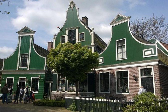Small-Group Zaanse Schans Excursion from Zaandam, Zaandam, HOLANDA