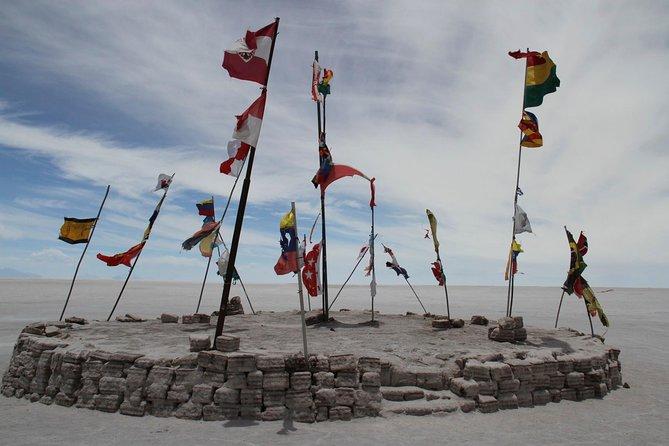 Uyuni Salt Flats (Day Tour) - English Speaking Guide, Uyuni, BOLIVIA