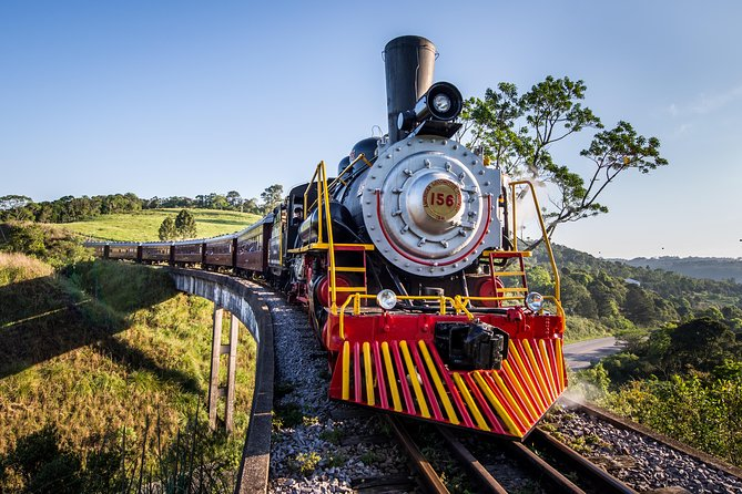 Wineries of the South, Maria Fumaça Train and Italian Epic Park, Gramado, BRASIL