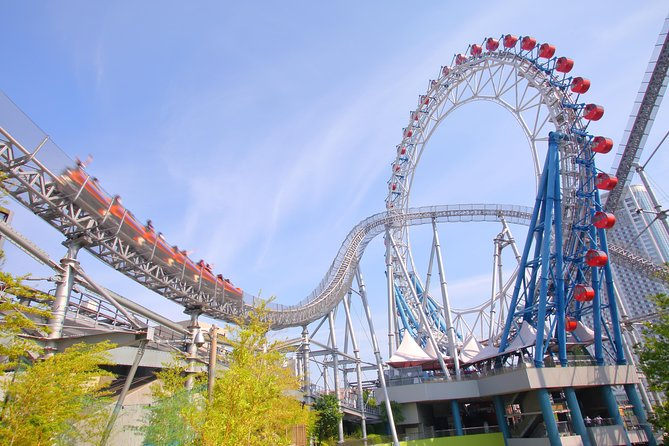 """Save up to 55% by purchasing your tickets online to Tokyo Dome City Attractions, and TenQ Space Museum!<br><br>Tokyo Dome City Attractions is an amusement park in the center of Tokyo consisting of 20 attractions for both adults and children. Enjoy the famous Thunder Dolphin roller coaster with a maximum speed of 130km/hr, """"Big-O"""" the world's first Ferris Wheel with Karaoke, and a frightening Japanese-style haunted house you just can't miss! Your ticket includes x4-rides on these attractions.<br><br>The TenQ Space Museum is a new state-of-the-art entertainment facility where you can """"see"""", """"touch"""" and """"imagine"""" the universe from various perspectives. How about a huge 11m diameter screen that allows you to enjoy a """"floating"""" feeling while looking down at the universe? Or watch a video with a fusion of projection mapping and dynamic music to absorb the power of the universe.<br><br>*Most exhibits are displayed in Japanese as well as in English, so that overseas visitors can fully enjoy the experience."""