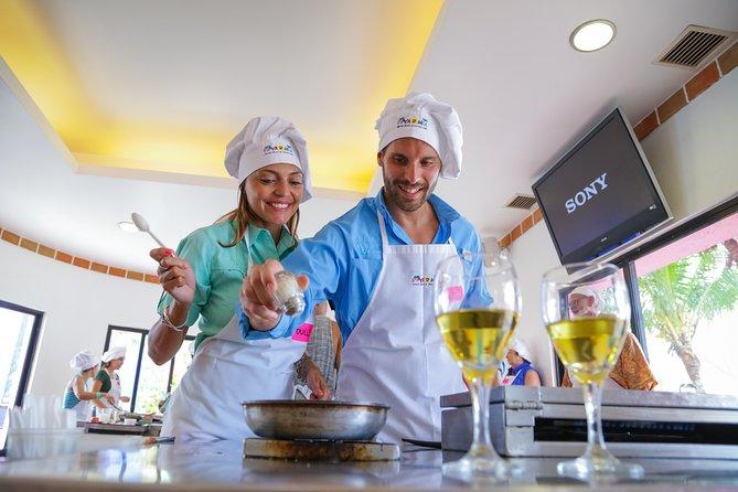 Clase de cocina mexicana, además de pase para Playa Mia Grand Beach and Water Park, Cozumel, MEXICO