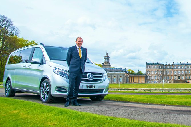 Enjoy a Luxury Private Transfer from Dundee on the East Coast of Scotland To Edinburgh with your own Scottish Chauffeur.<br><br>Providing airport transfers in Scotland, we can help you start or finish your vacation in comfort and style, using one of our luxury vehicles.<br><br>Your journey will be stress free and you will have no parking worries or expensive charges, the driver will load the vehicle and ensure you are comfortable before setting off. When you arrive at your destination your driver will assist with luggage and ensure you are settled before departing.<br><br>Providing the travellers Cell Phone Number or Email Address is provided you will receive the Drivers full details including Photo prior to collection, along with updates of their status for a smooth collection.