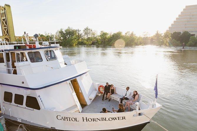 Crucero histórico por el río Sacramento, Sacramento, CA, ESTADOS UNIDOS