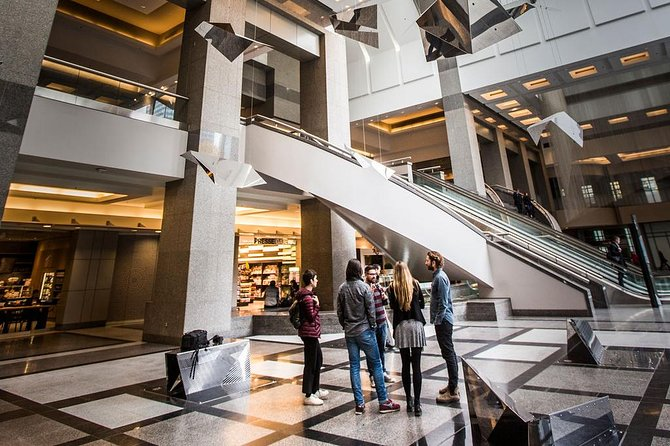 The Montreal Underground City Tour + 360° Observatory visit included, Montreal, CANADA