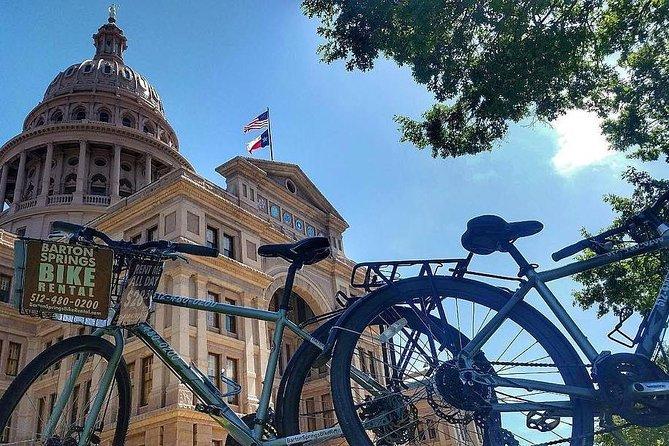 Recorrido en bicicleta por lo más destacado de Austin, Austin, TX, ESTADOS UNIDOS