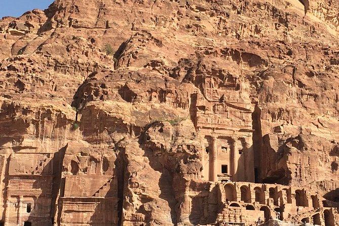 Petra Day Tour to the Monastery, Petra, JORDANIA