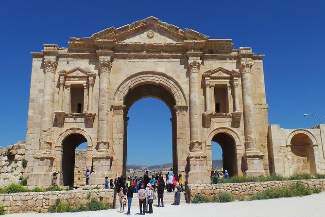 Private Day Tour From Amman To Jerash And The Dead Sea, Madaba, JORDANIA