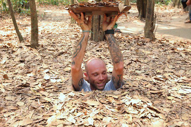 Cu Chi Tunnels and Mekong Delta tour full day, Ho Chi Minh, VIETNAM