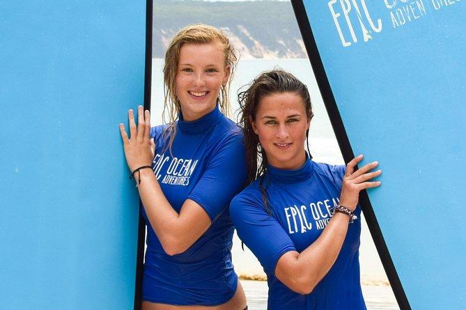 Rainbow Beach Surf School: 2 Hour Main Beach Surf Lesson, Rainbow Beach, AUSTRALIA