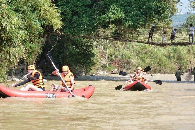 Dalat white water rafting & countryside -1 day tour, My Son, VIETNAM