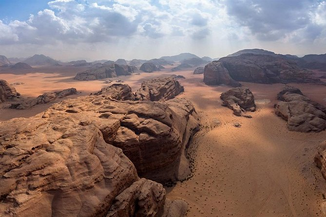 Jordan Horizons Tours : Petra and Wadi Rum Tour from Amman in 03 days, ,