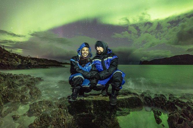 Northern Lights Adventure with Greenlander, 8 people max, Tromso, NORUEGA
