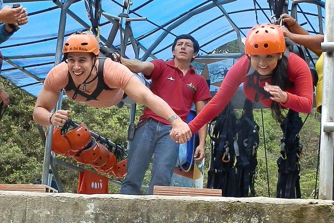 MÁS FOTOS, Canopy - Zip Line 1300 Metros Ida Y Vuelta