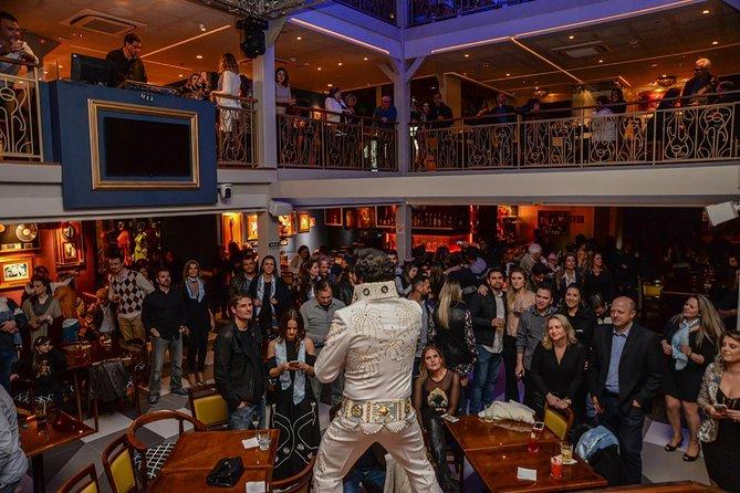 Dinner at Hard Rock Cafe with Elvis Presley Cover Show, Gramado, BRASIL