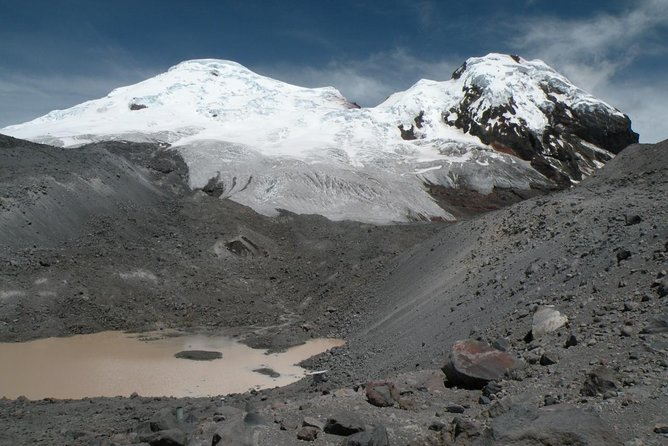 A day trip to Chimborazo is one of the ultimate adventure hiking and biking experience, where you will see an incredible nature and landscape and the Chimborazo mountain.