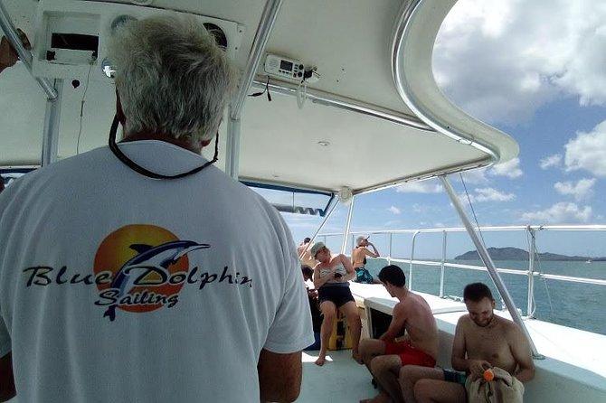 Blue Dolphin Sailing Adventure, Tamarindo, COSTA RICA