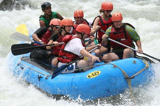 White Water Rafting Savegre River from Manuel Antonio, Quepos, COSTA RICA
