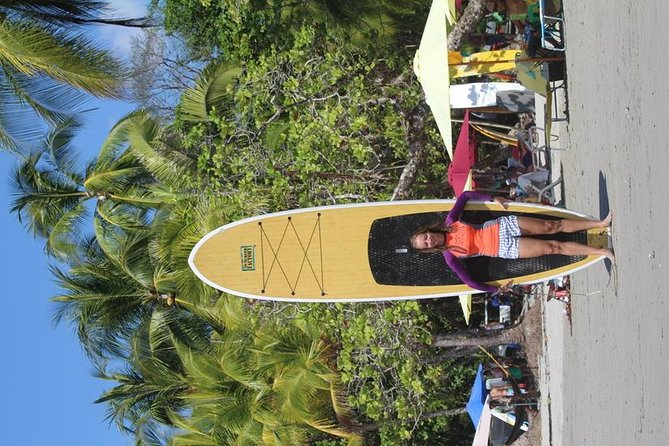 Small-Group Tour: Stand-up Paddleboarding from Manuel Antonio, Quepos, COSTA RICA