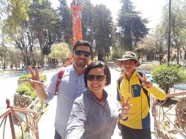 Walking tour Sucre, Sucre, BOLIVIA