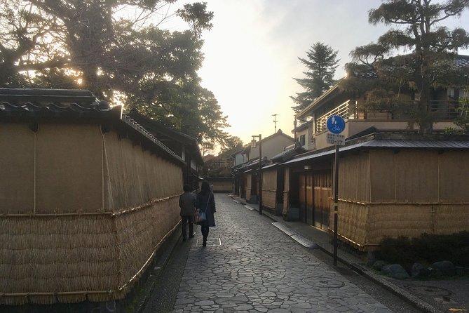 MÁS FOTOS, Kanazawa highlight private walking tour