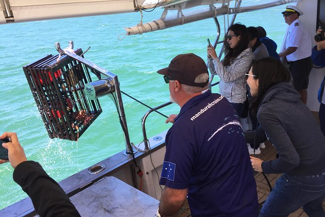 Mandurah Wild Seafood Adventure Cruise, Mandurah, AUSTRALIA