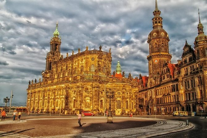 Private Walking Tour of Dresden with official tour guide, Dresden, Alemanha