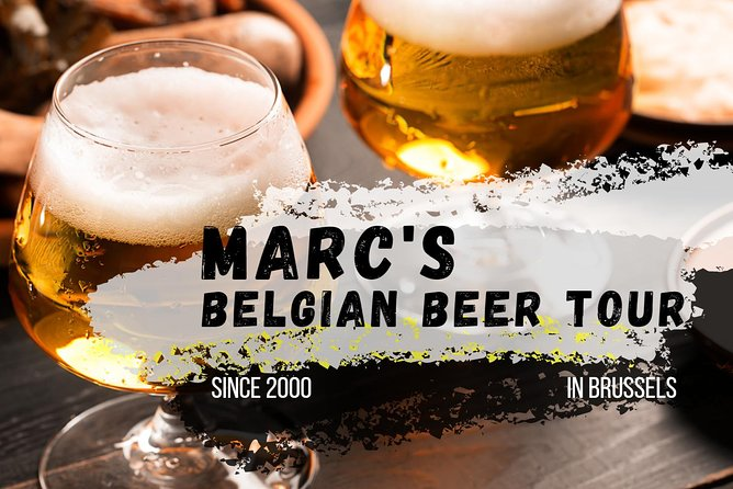 Our concept is simple: drink premium Belgian beers, get familiar with the center of the city and discover out of sight Belgian taverns. 8 beers, 4 Belgian pubs, fun? Sounds like a plan for any trip to Brussels!<br><br>Book this Brussels beer-tasting activity to discover why Belgium is so famous for its mouth-watering beers! No country in the world boasts a brewing tradition as rich and diverse as Belgium's and this tour is the perfect way to learn about the country's beer heritage. We organise tours since 2000, therefore you will get all the insights from a local guide with experience. Tips and tricks of the city and obviously involved.