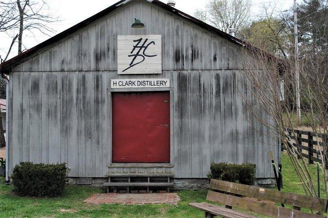 Nashville Distillery Guided Tour, Nashville, TE, ESTADOS UNIDOS