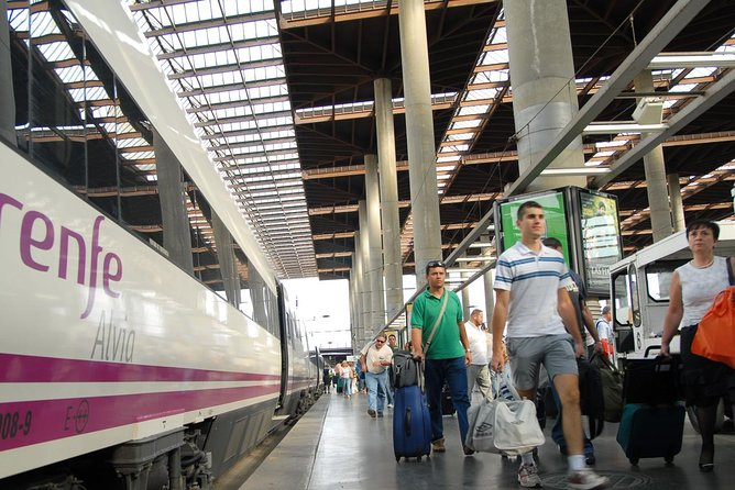 Discover Sevilla from Córdoba by High Speed Train, Cordoba , ESPAÑA