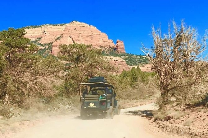 The Outlaw Trail 4x4 Tour of Sedona, Sedona y Flagstaff, AZ, ESTADOS UNIDOS