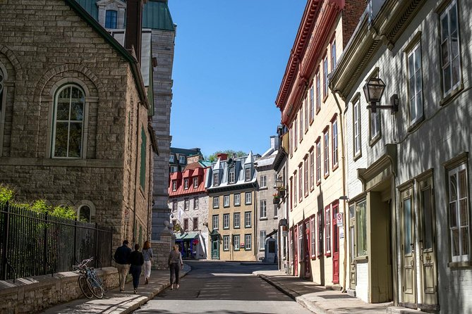 Old Quebec City Food Tour, Quebec, CANADA