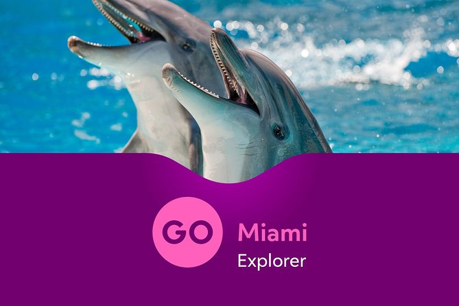Go Miami Explorer Pass: Choose 2, 3, 4 or 5 Attractions, Fort Lauderdale, FL, ESTADOS UNIDOS