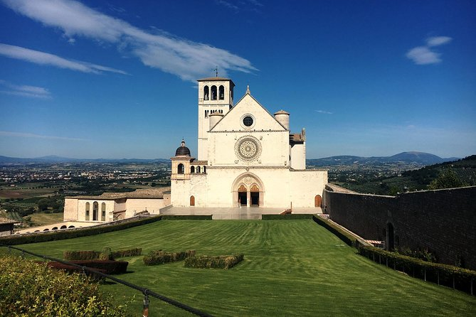 Assisi Private Walking Tour with Professional Guide, Assisi, ITALIA