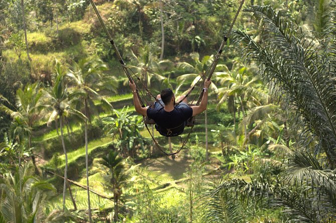 Private Tour: Bali Volcano with Jungle Swing Experience, Seminyak, INDONESIA
