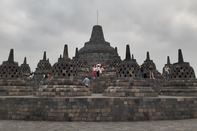 Hey travellers, by booking our tour, you willl have a convenient way to explore Yogyakarta city in a day. You will have a complete visit to Borobudur Temple, Merapi Volcano and Prambanan Temple. During the tour you will be accompanied by friendly, fexible and very well english speaking driver that will give you pickup and drop off service into your hotel. <br><br>We will provide all the tickets needed to enter every places. So you will have quick enter by skipping the ticket counter queue. Our crews have experience in this field for more than 2 years, it is our pleasure to serve you with the best service. Our mission is to make everyone travels in Yogykarta feels happy. <br><br>Go explore Yogyakarta by booking the tour from us!<br>See you and be happy guys!