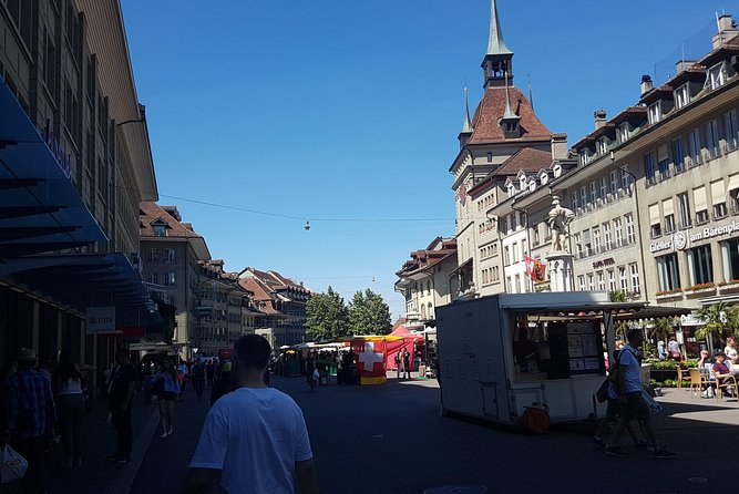 Bern Capital City Private Tour, Berna, Suíça