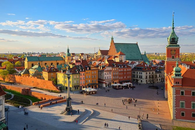 Shopping in Warsaw with a personal stylist, Lodz, POLONIA