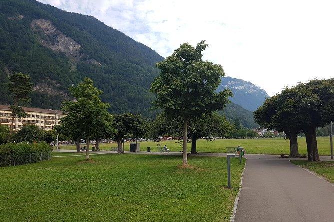 Interlaken City plus Harder Mountain (Top of Interlaken) Private Tour from Bern, Berna, Suíça