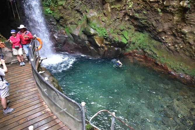 Volcano-Waterfall and Hot Springs Combo ( Private), Playa Flamingo, COSTA RICA