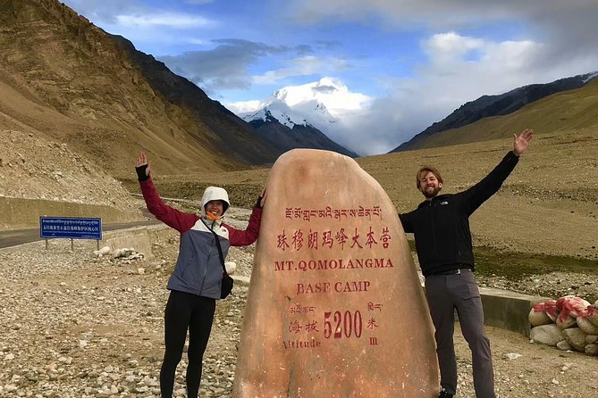 4-Day Tibet Tour With Everest Base Camp from Lhasa, Lhasa, CHINA