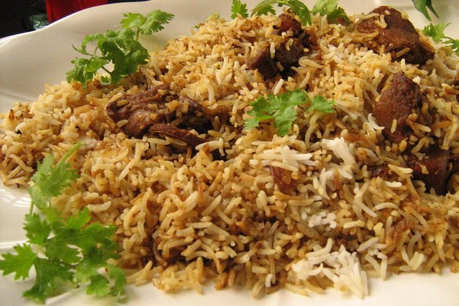 ITINERARY:<br><br>Tunday Kebabi: This heavenly offering had to be first on the list and the best place to have it is the obvious–the 100-year-old, tucked away in a corner of the bustling Aminabad area.<br>Mutton Biryani: So, for the real flavor of Dum Biryani visit to a small shop in the Chowk area–Idris Dhaba. Forget the class for some time and indulge yourself in the soft aroma of Dum Biryani as it is cooked over low fire in a sealed, heavy-bottomed pan.<br>Handi Chicken: As the name suggests, the chicken here is cooked in an earthen pot (over coal in a one-meter-deep hole). <br>Gulabi Chai: Surprised! Try Nakhas market at night. During Eid, Gulabi Chai is served here with hot imarti (similar to jalebi).<br>Lucknawi Chaat: Lucknawi cuisine is incomplete without some lip-smacking chaat. Along pavements, you will be allured by snack monsters.<br>Also, taste Kulfi Falooda, Thandai (also with Bhang), Malai Ghewar and Makhan Malai.<br>